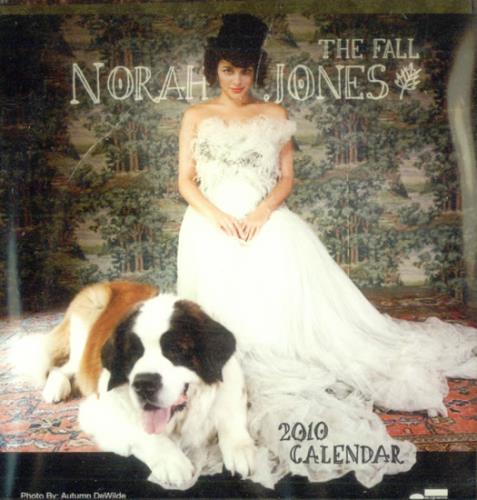 Norah Jones The Fall memorabilia US NRJMMTH502106