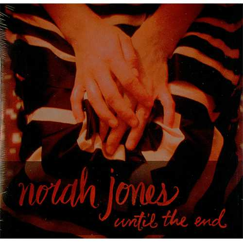 "Norah Jones Until The End CD single (CD5 / 5"") UK NRJC5UN407812"