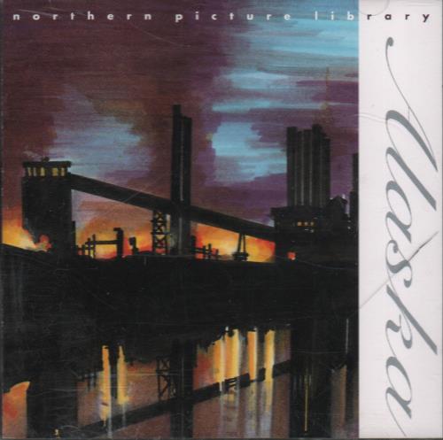 Northern Picture Library Alaska CD album (CDLP) UK NA8CDAL650663