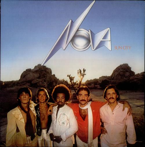 Nova Sun City vinyl LP album (LP record) US NP6LPSU540294