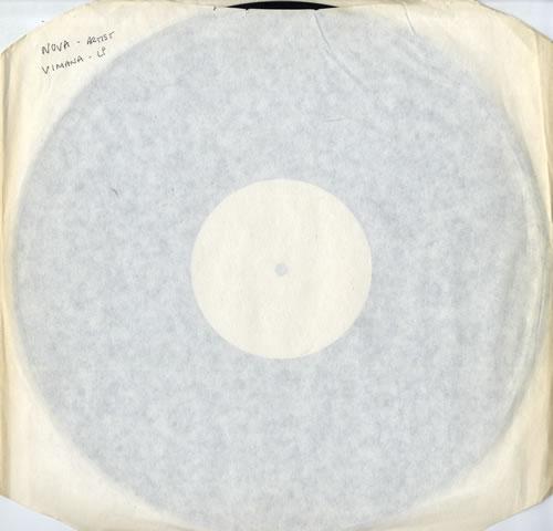 Nova Vimana - Test Pressing vinyl LP album (LP record) UK NP6LPVI556425