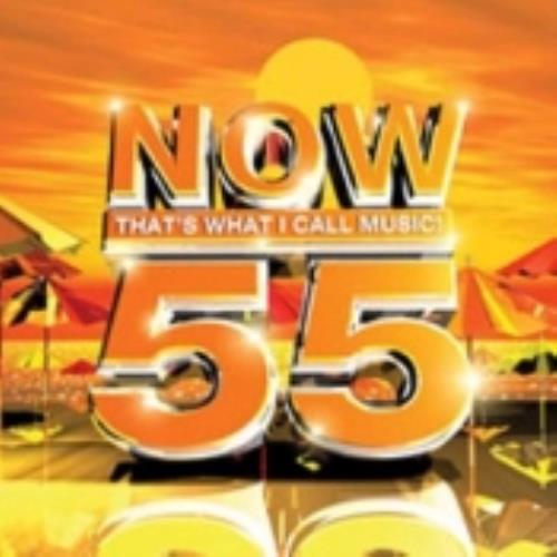 Now That's What I Call Music Now 55 2 CD album set (Double CD) UK N.W2CNO251293