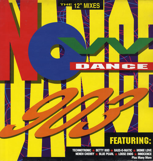 Now That's What I Call Music Now Dance 903 2-LP vinyl record set (Double Album) UK N.W2LNO557974