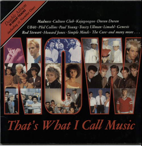 Now That's What I Call Music Now That's What I Call Music - EX 2-LP vinyl record set (Double Album) UK N.W2LNO606098
