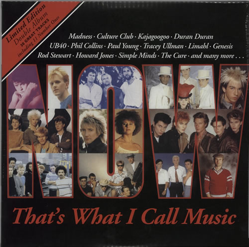 Now That's What I Call Music Now That's What I Call Music - RSD 15 - Sealed 2-LP vinyl record set (Double Album) UK N.W2LNO628247