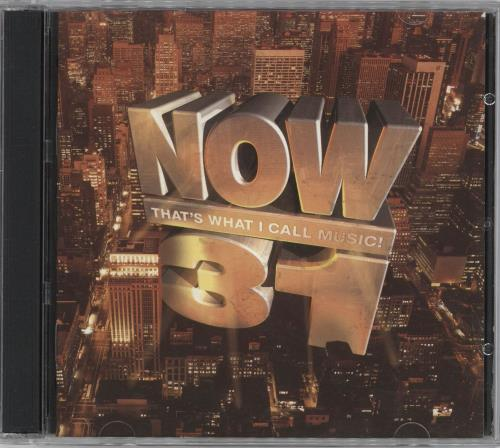 Now That's What I Call Music Now That's What I Call Music 31 2 CD album set (Double CD) UK N.W2CNO723321