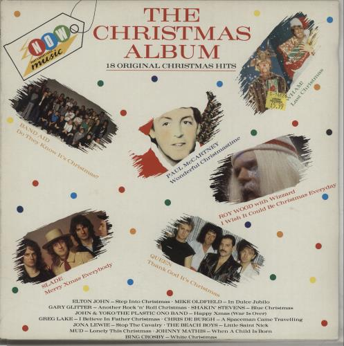 Now That S What I Call Music The Christmas Album Queen