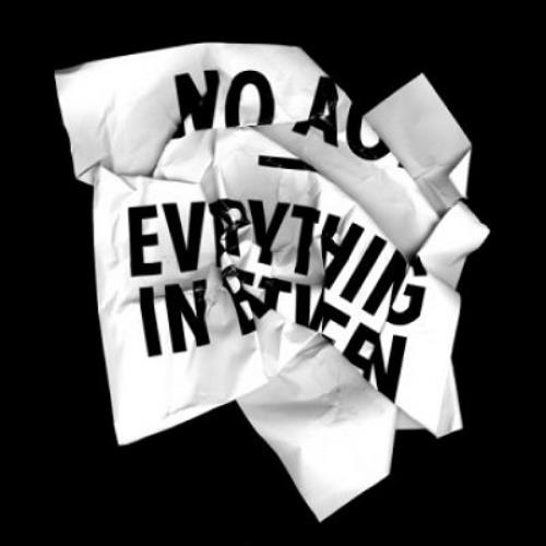 No Age Everything In Between CD album (CDLP) UK NPBCDEV523579