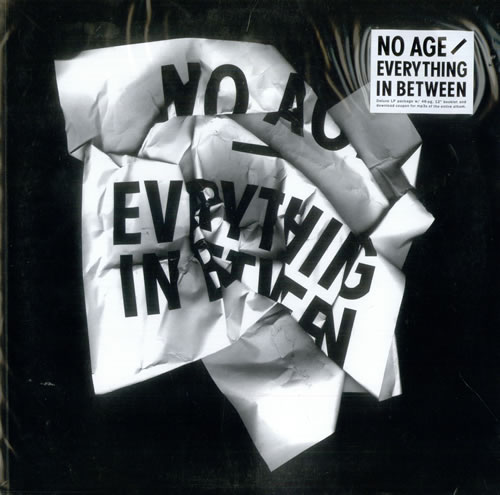 No Age Everything In Between vinyl LP album (LP record) US NPBLPEV528709