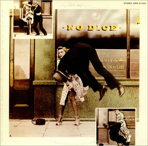 No Dice No Dice vinyl LP album (LP record) Japanese DO8LPNO438099
