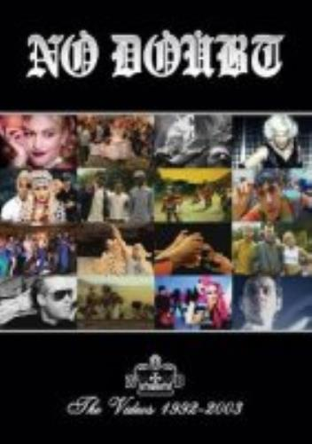 No Doubt The Videos 1992-2003 DVD UK NDBDDTH284021