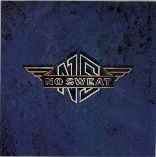 No Sweat No Sweat vinyl LP album (LP record) UK NOSLPNO592022