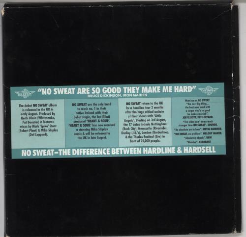 No Sweat Walk On By - Press Pack Vinyl Box Set UK NOSVXWA726717
