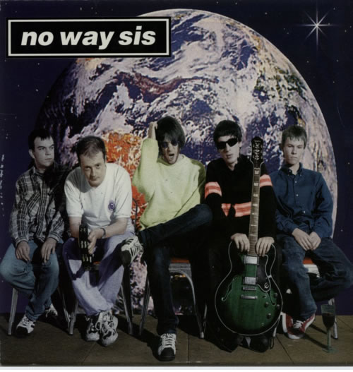 """No Way Sis I'd Like To Teach The World To Sing 7"""" vinyl single (7 inch record) UK NWS07ID314368"""