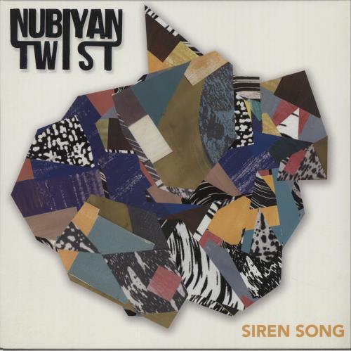 "Nubiyan Twist Siren Song 12"" vinyl single (12 inch record / Maxi-single) UK OWC12SI657448"