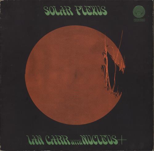 Nucleus Solar Plexus - 1st vinyl LP album (LP record) UK NCULPSO381683