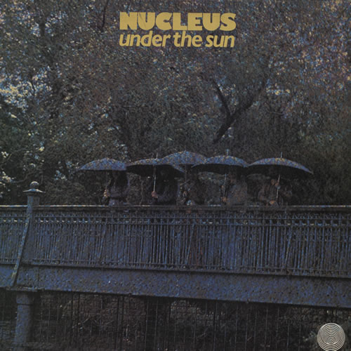 Nucleus Under The Sun + Programme vinyl LP album (LP record) UK NCULPUN566058