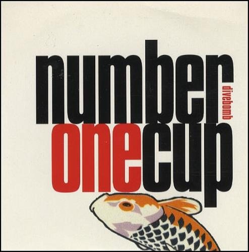 """Number One Cup Divebomb 7"""" vinyl single (7 inch record) UK ONE07DI60712"""