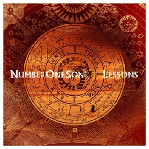 Number One Son Lessons CD album (CDLP) UK NUQCDLE570760