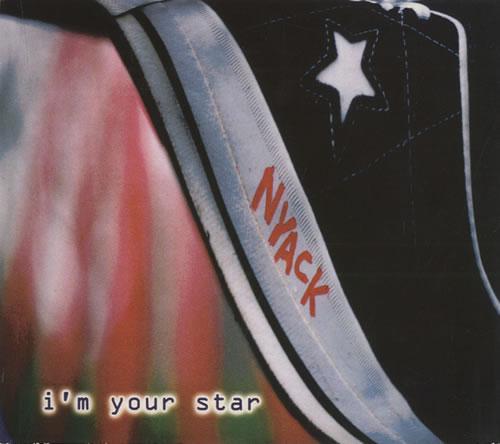 "Nyack I'm Your Star CD single (CD5 / 5"") UK NAWC5IM497010"