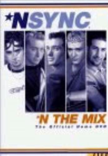 N Sync *N The Mix DVD US NSYDDNT199359