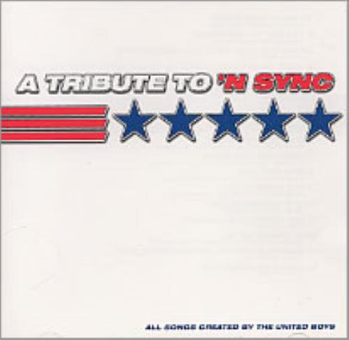 N Sync A Tribute To N' Sync CD album (CDLP) US NSYCDAT198576