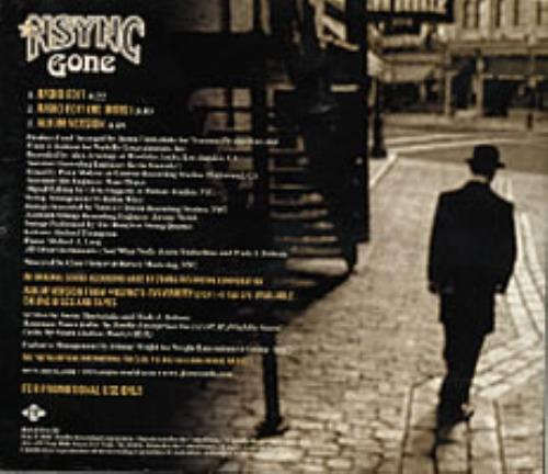 """N Sync Gone CD single (CD5 / 5"""") US NSYC5GO197968"""
