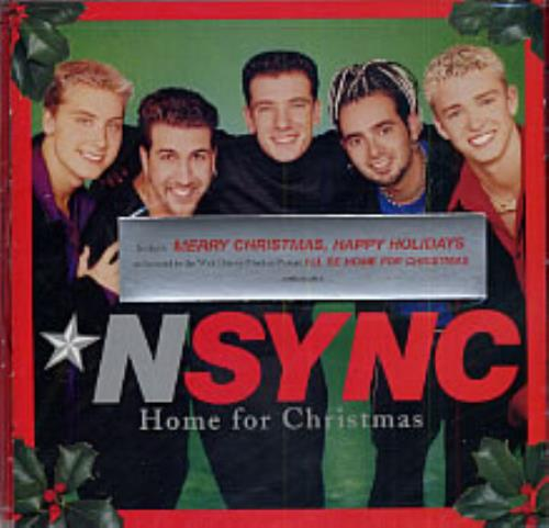 n sync home for christmas cd album cdlp us nsycdho130259 - Nsync Christmas Album