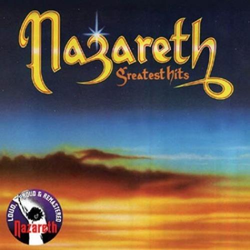 Nazareth Greatest Hits CD album (CDLP) UK NZRCDGR501435