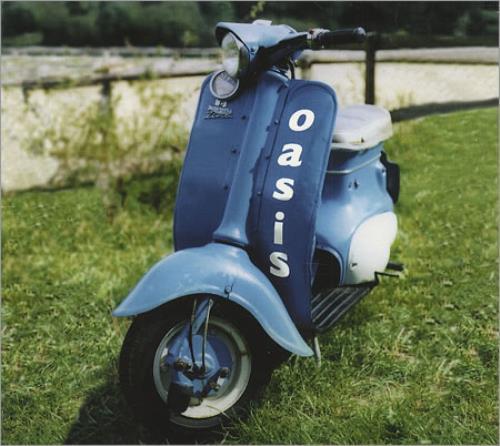 Oasis (UK) Be Somewhere Else Now CD album (CDLP) UK OASCDBE100649