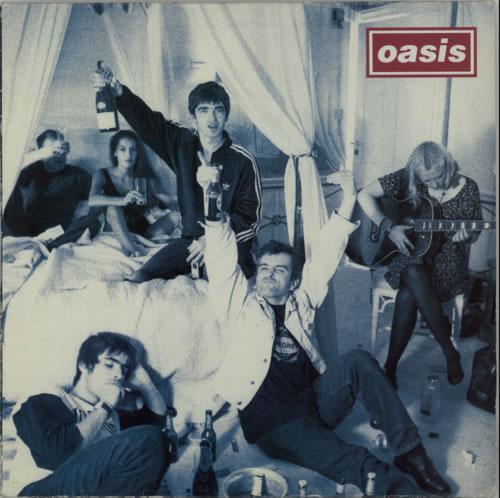 "Oasis (UK) Cigarettes & Alcohol - EX 12"" vinyl single (12 inch record / Maxi-single) UK OAS12CI612366"