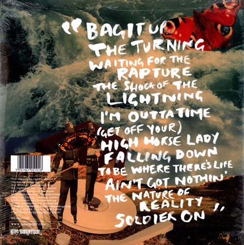 Oasis (UK) Dig Out Your Soul [2009 Edition] 2-LP vinyl record set (Double Album) UK OAS2LDI474972