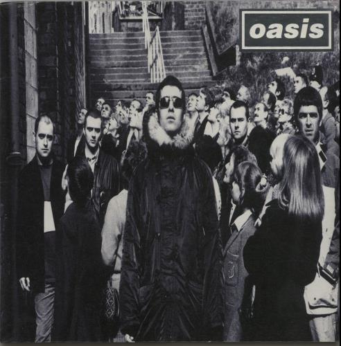 """Oasis (UK) D'you Know What I Mean - Gatefold + Sealed 7"""" vinyl single (7 inch record) UK OAS07DY647370"""