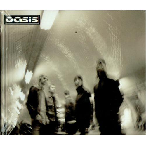 Oasis Uk Heathen Chemistry Sealed Uk Promo Cd Album