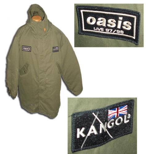 4ffa4db054c5 Oasis (UK) Kangol Padded Parka Coat - Extra Large jacket UK OASJAKA348279