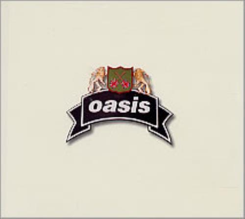 Oasis (UK) The Masterplan Sampler UK Promo CD single (CD5 ... Oasis Masterplan