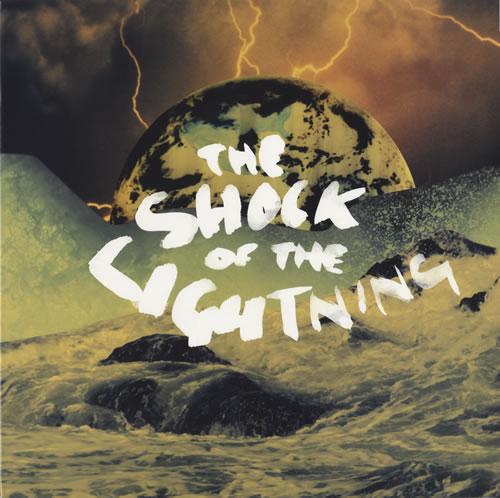 "Oasis (UK) The Shock Of The Lightning - 1-sided 12"" vinyl single (12 inch record / Maxi-single) UK OAS12TH449092"