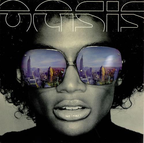 "Oasis (UK) Who Feels Love? 12"" vinyl single (12 inch record / Maxi-single) UK OAS12WH240984"