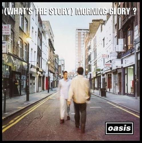 Oasis (What's The Story) Morning Glory? - Remastered - Sealed 2-LP vinyl record set (Double Album) UK OAS2LWH767979