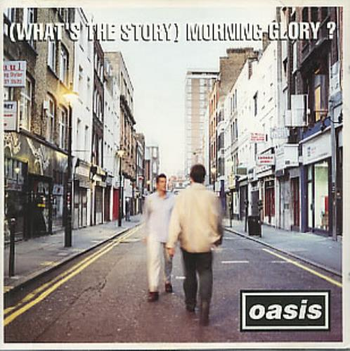 Oasis (What's The Story) Morning Glory? CD album (CDLP) Australian OASCDWH293355