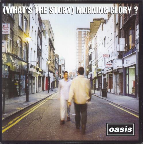 Oasis (What's The Story) Morning Glory - 180gm Vinyl 2-LP vinyl record set (Double Album) UK OAS2LWH655350
