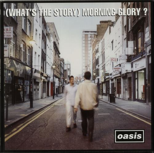 Oasis (What's The Story) Morning Glory - 180gm 2-LP vinyl record set (Double Album) UK OAS2LWH655350
