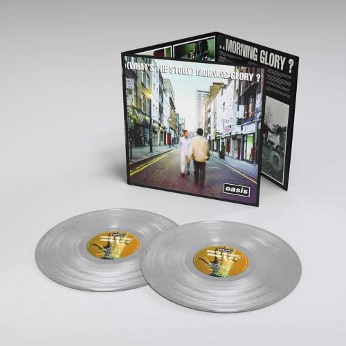 Oasis (What's The Story) Morning Glory 2-LP vinyl record set (Double Album) UK OAS2LWH753483