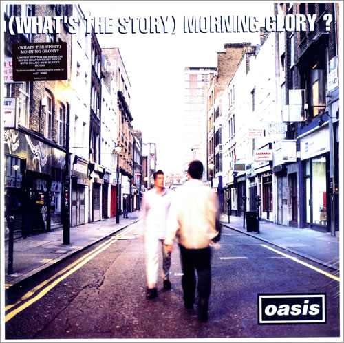 Oasis [What's The Story] Morning Glory - Sealed 2-LP vinyl record set (Double Album) UK OAS2LWH513403