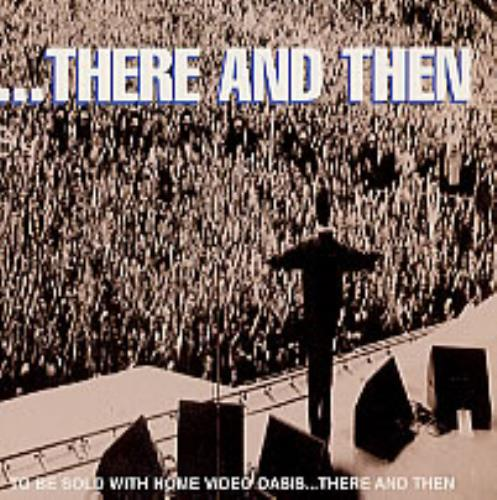 """Oasis ...There And Then CD single (CD5 / 5"""") UK OASC5TH194479"""