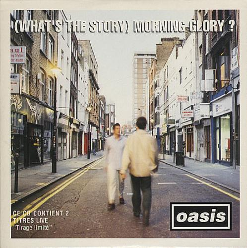 """Oasis Acquiesce - Live CD single (CD5 / 5"""") French OASC5AC54886"""