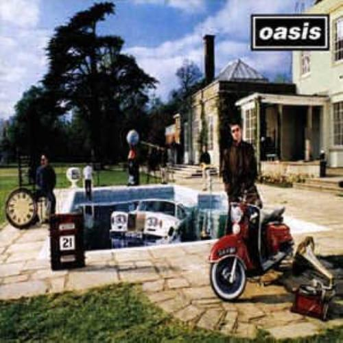 Oasis Be Here Now [2009 Edition] 2-LP vinyl record set (Double Album) UK OAS2LBE474964