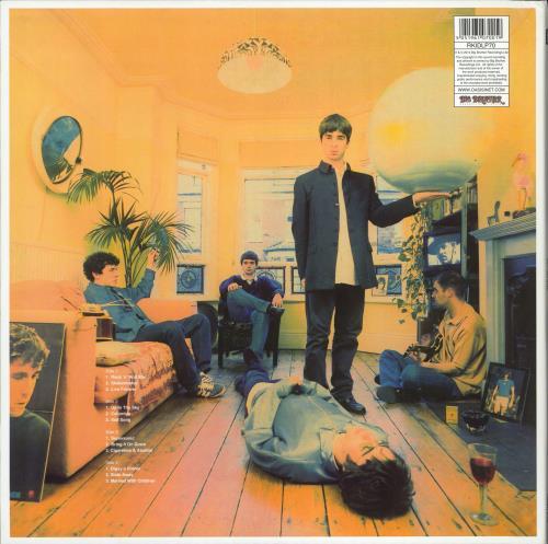 Oasis Definitely Maybe - 180gm Vinyl - EX 2-LP vinyl record set (Double Album) UK OAS2LDE775210