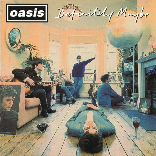 Oasis Definitely Maybe - Remastered - Sealed 2-LP vinyl record set (Double Album) UK OAS2LDE767980