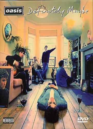 Oasis Definitely Maybe DVD Promo DVD UK OASDDDE299637